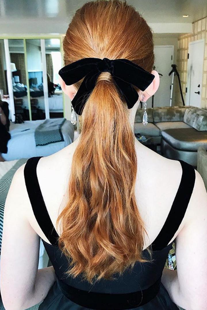 把平凡髮型 Upgrade 的法寶  假若今季你沒有這件來頭飾的話  你大概就是不合潮流了
