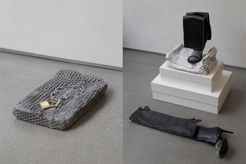 Helmut Lang 特別委託藝術家 Rose Salane 為品牌位於紐約和洛杉磯的商店創作一系列雕塑作品