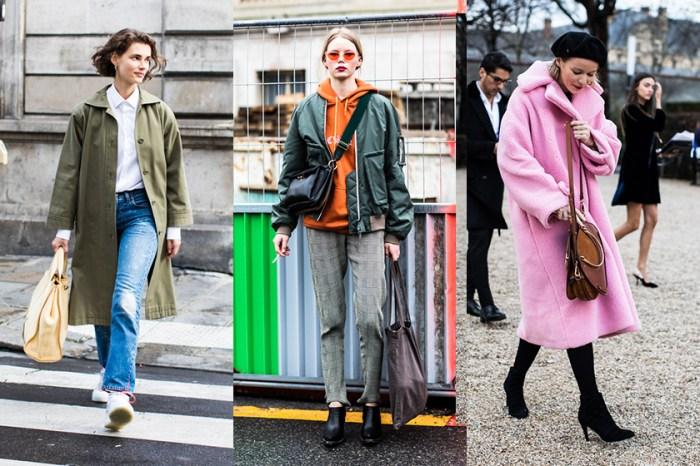 比天橋上更精彩:#PFW 場外超過 70 位潮人街拍,為你帶來滿滿的冬日穿搭靈感!