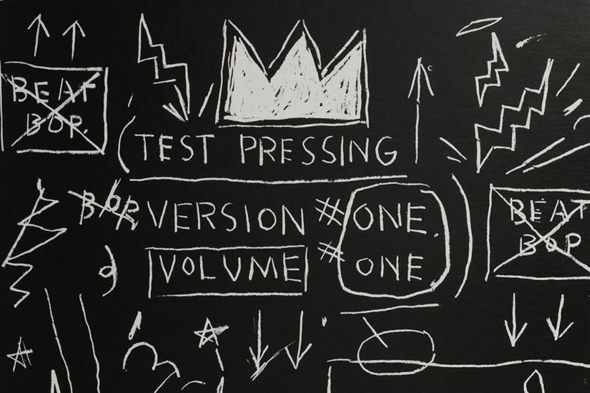 Jean-Michel Basquiat、Andy Warhol 除了天價藝術品,原來也曾設計過專輯封面!