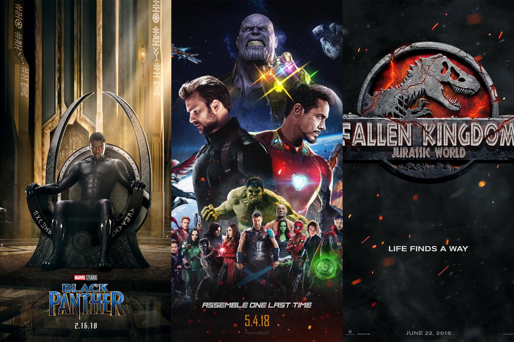 Fandango 公佈 2018 年最受期待的電影