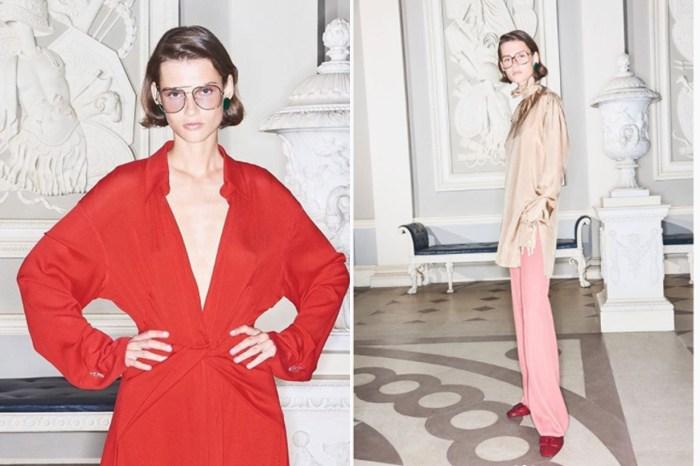 Victoria Beckham 最新眼鏡宣傳照,因為這一位模特兒而引來激烈輿論