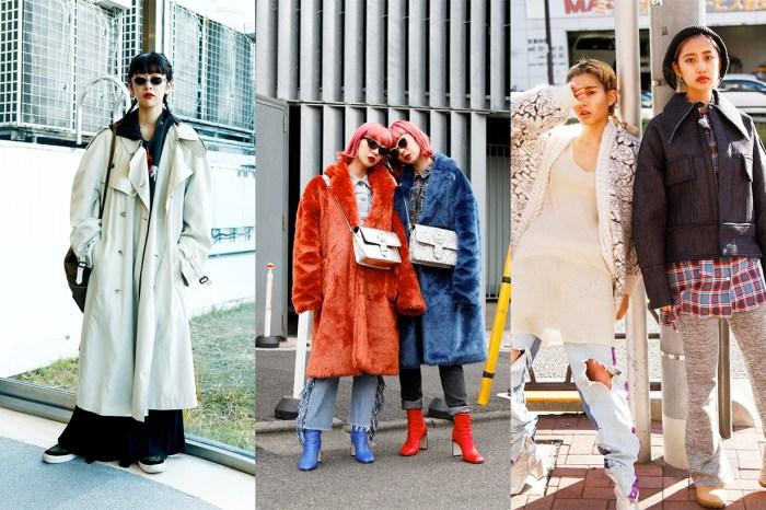 如何穿的保暖又時髦?一次看超過 20 位日本街拍潮人的 Winter Style!