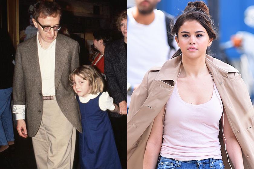 Woody Allen Dylan Farrow Selena Gomez Sexual Times Up