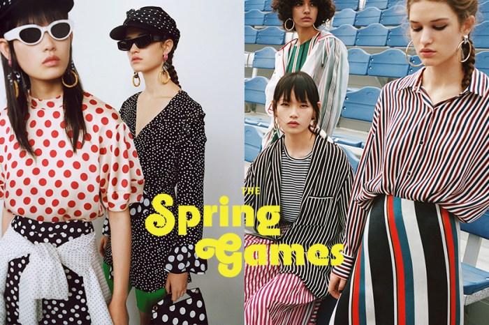 春季當然要穿色彩鮮艷的圖案單品,就向 Zara 新季造型目錄偷師!