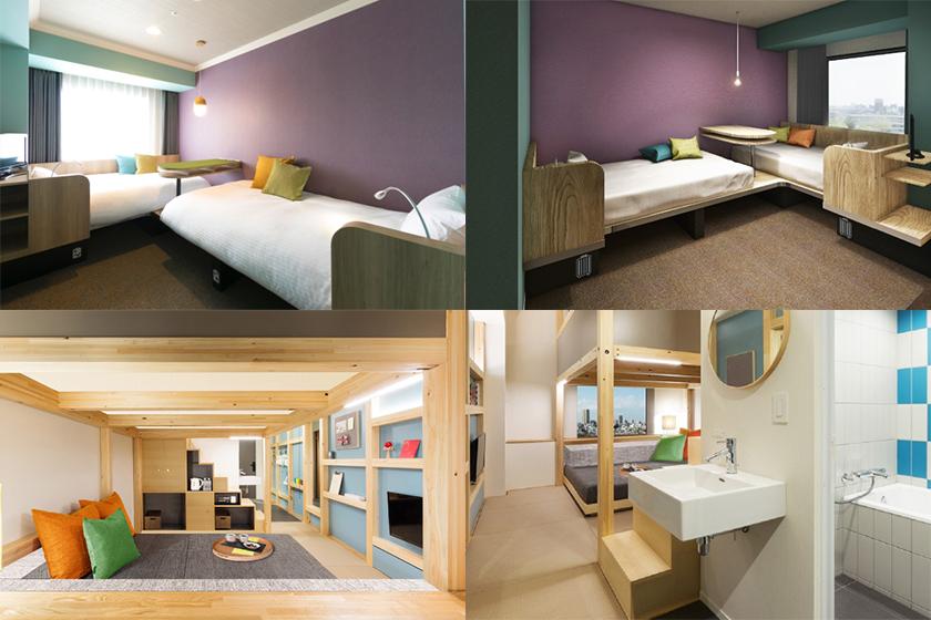 日本星野集團全新品牌「OMO」誕生,以親民價格享受最高等酒店體驗!