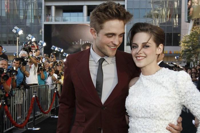 是否復合 Kristen Stewart?Robert Pattinson 苦笑回:「愛情是很複雜的!」