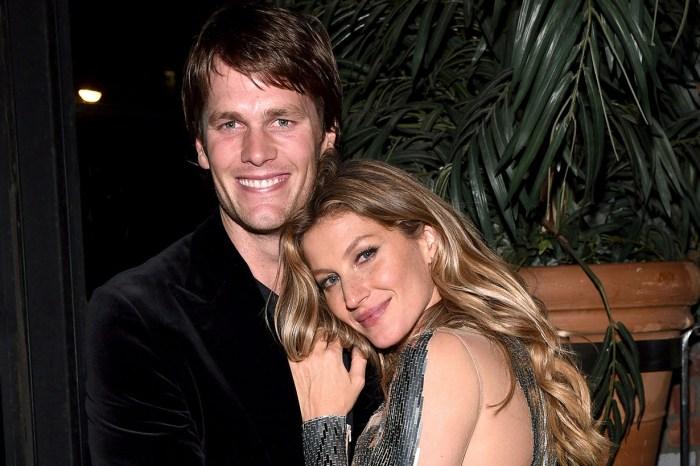 Gisele Bündchen 與 Tom Brady 在結婚週年這天,公開了「從未曝光」的絕美婚紗照!