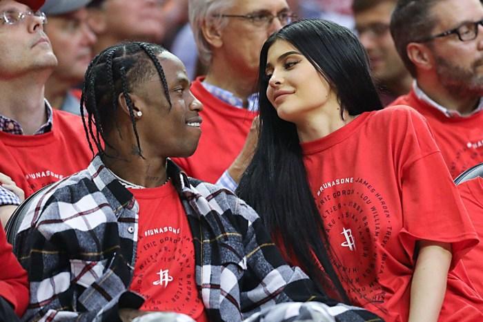 新手媽媽的禮物!Travis Scott 送了價值 140 萬美元的「稀有大禮」給 Kylie Jenner!