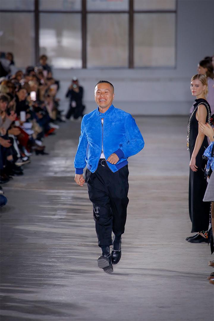 3.1 Phillip Lim 2018 秋冬系列於紐約時裝周發佈