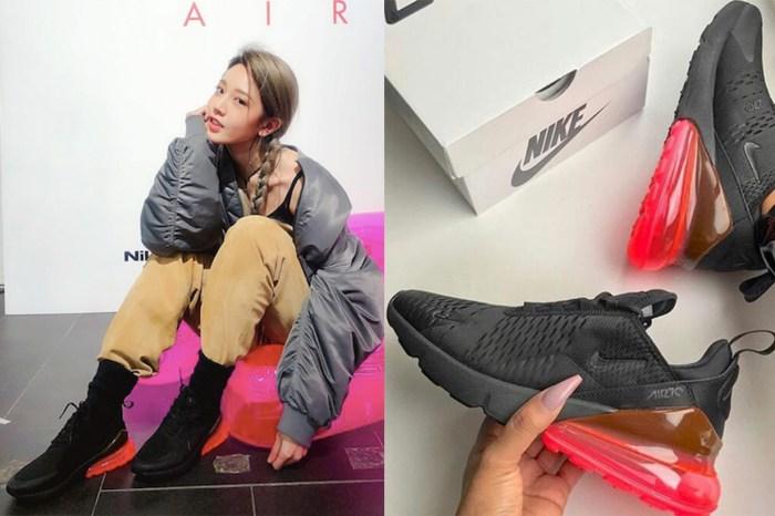 史上第一雙專為時尚打造的跑鞋:Air Max 270 「最厚氣墊」為妳塑造修長比例!