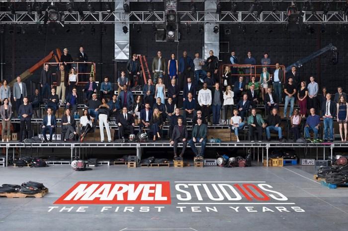 超壯觀!Marvel 影業一口氣把 80 位英雄演員找來,全為了這件事!