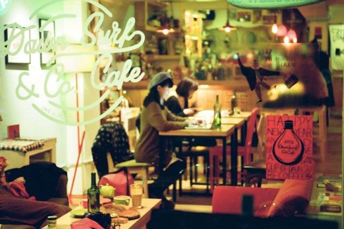 台北半夜無處去?精選 4 家「營業到凌晨」的特色咖啡廳!