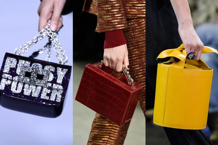 今年手袋趨勢看這!精選 2018 紐約時裝週 30 個「最搶鏡手袋」