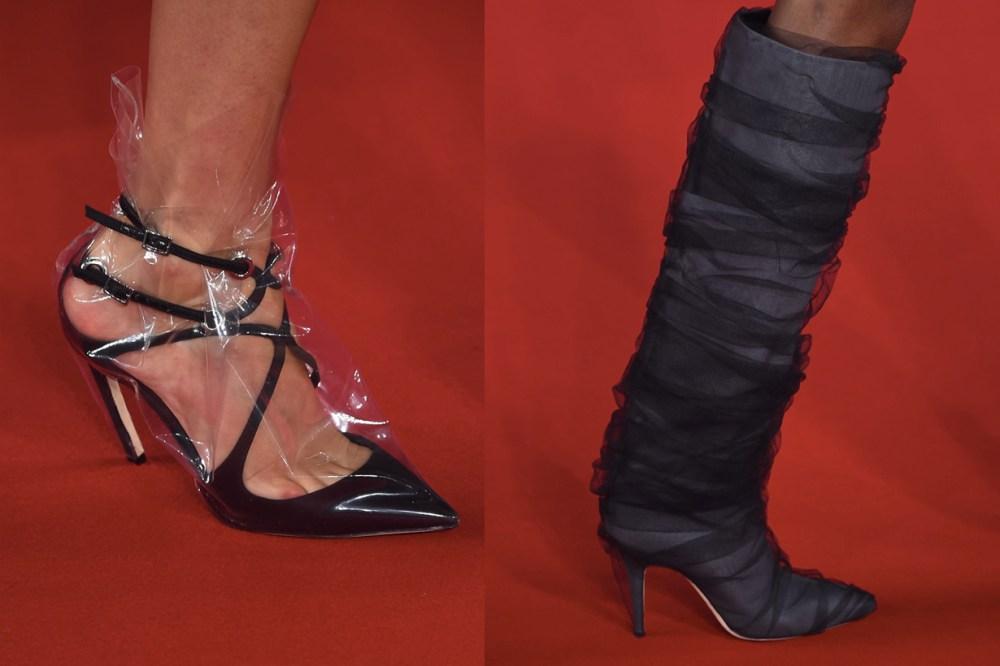 塑膠袋做的高跟鞋 Jimmy Choo x OFF-WHITE 話題連乘販售日終於曝光