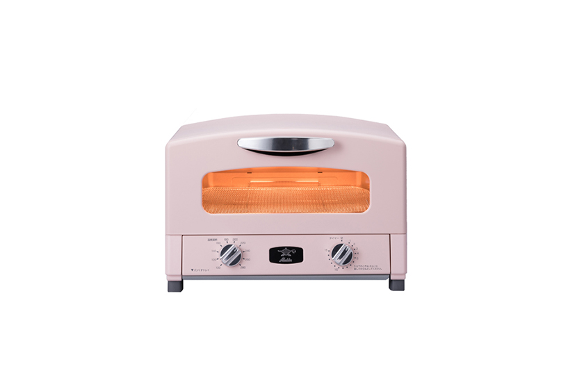 來自日本的石墨烤爐 Aladdin Graphite Toaster 推出限定櫻花色 Sakura