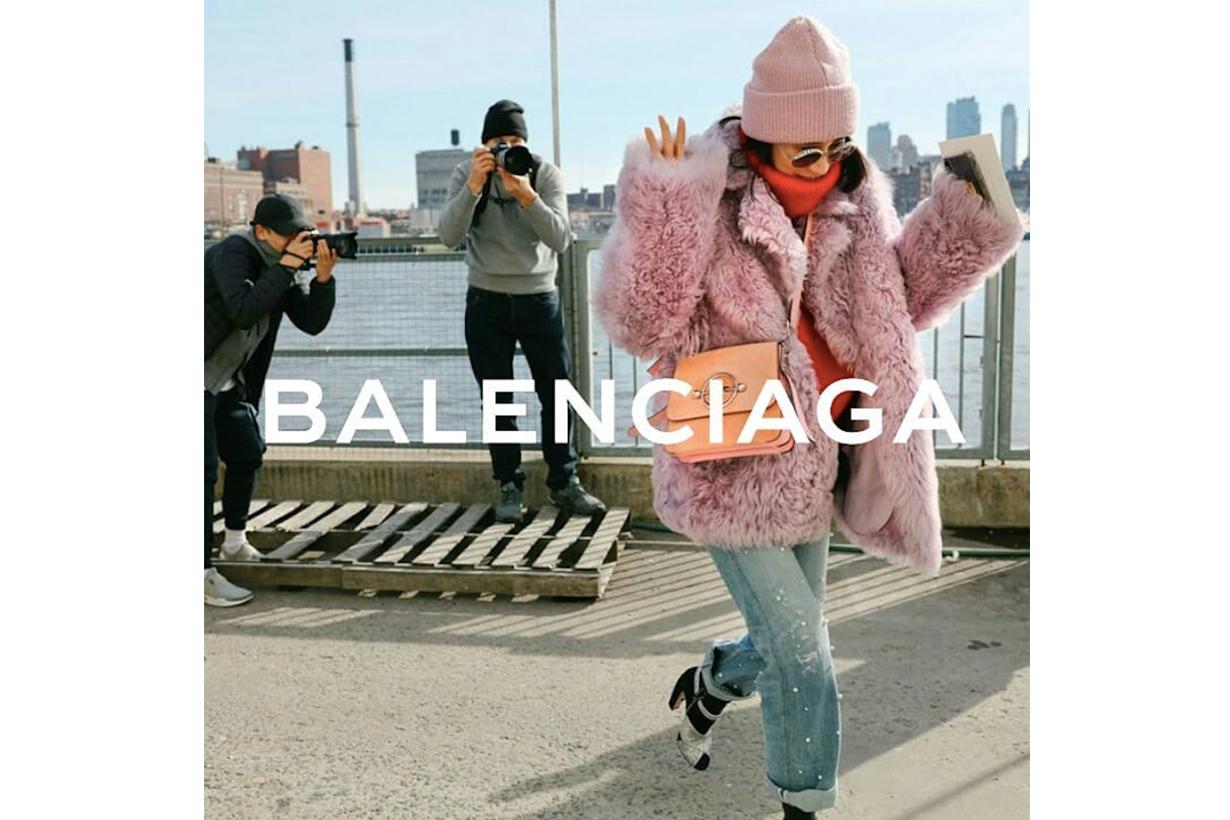 Eva Chen 也登上 Balenciaga 狗仔隊偷拍廣告 其實是這位的惡搞之作