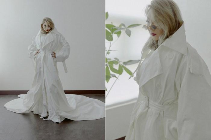 CL 奧運表演穿的韓國服裝品牌是?登台前的隱藏版風衣氣勢逼人!
