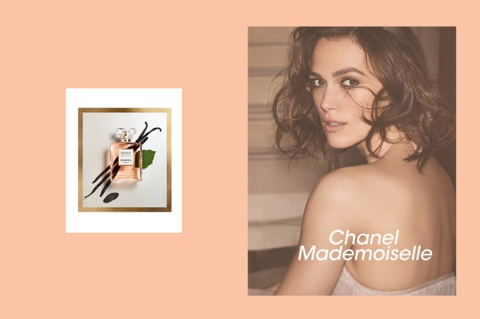 Chanel 全新 Mademoiselle 香水,是專為有個性的你而設!