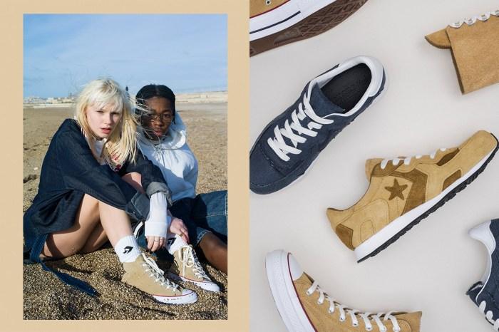 JW Anderson x Converse 第二彈:只需要簡單配上白 Tee 牛仔褲的年度街頭 Statement Shoes