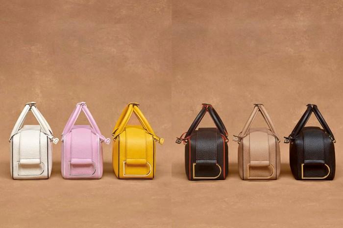低調又有貴氣!Delvaux 推出的 Cool Box 手袋,絕對是誘惑!