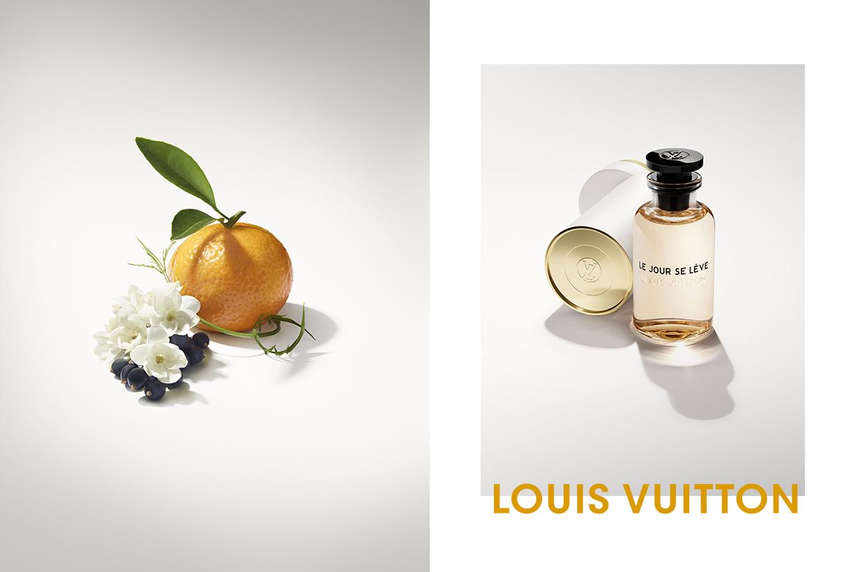 香水控看過來 Louis Vuitton 的柑橘香水 Le Jour Se Lève 絕對讓你的是日造型更有仙氣