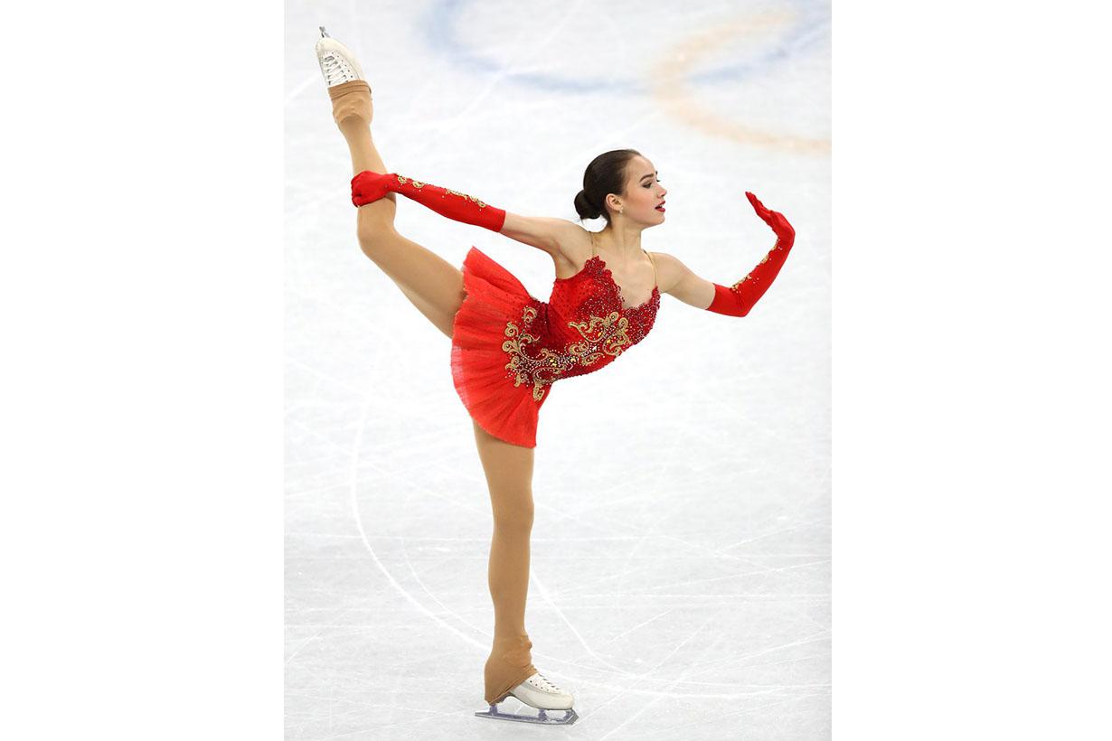 平昌冬奧溜冰選手齊齊趕上 2018 大熱紫色潮流