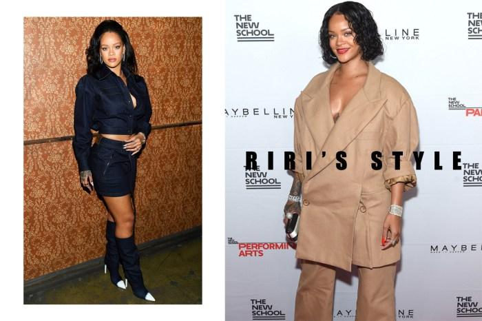 活出自信的「29+1」-回顧 Rihanna 近年 12 個美美的時尚穿搭