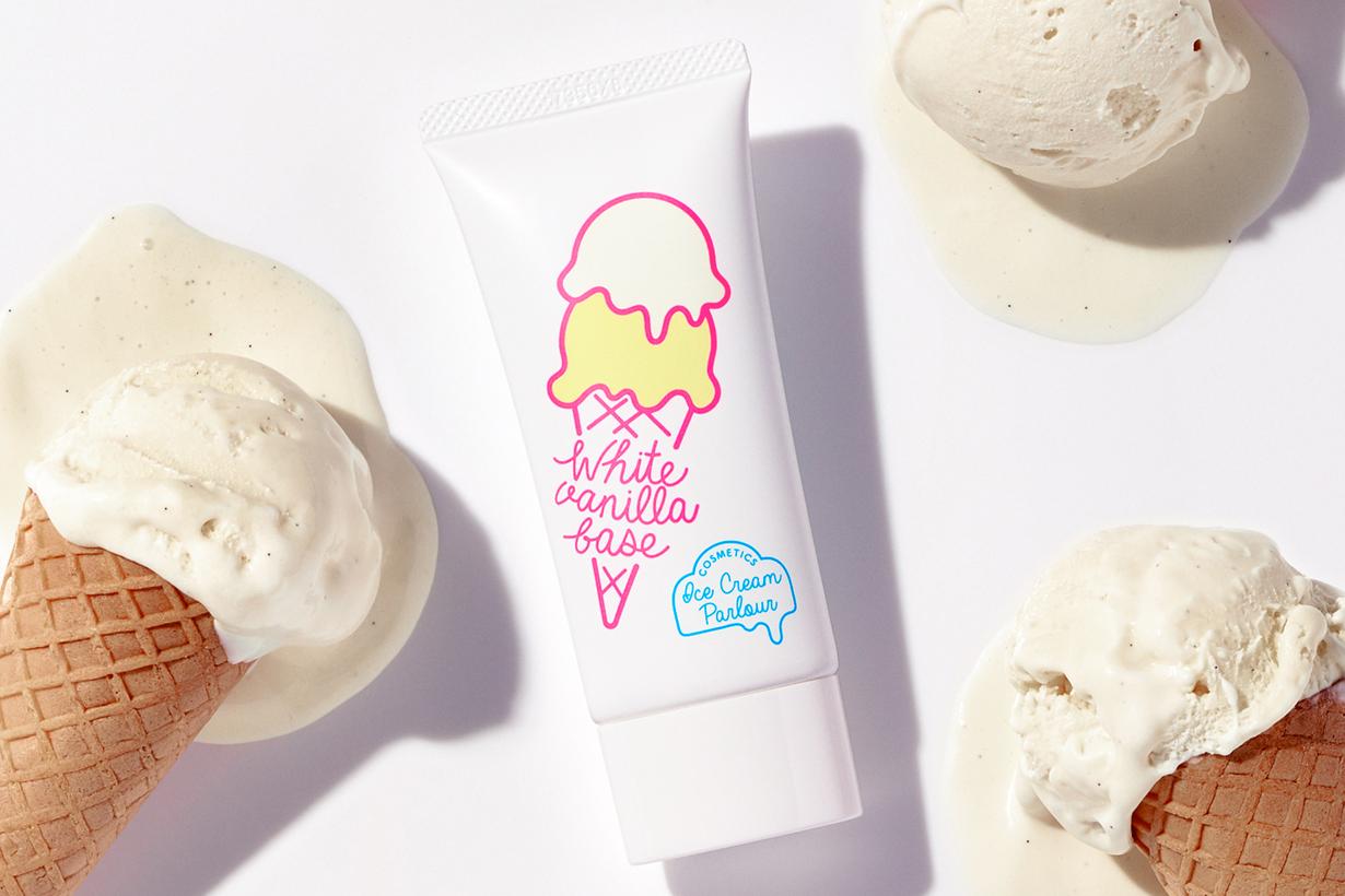 Shiseido 用冰淇淋打造的最新限時品牌 推出日本第一張超方便 轉印唇卡
