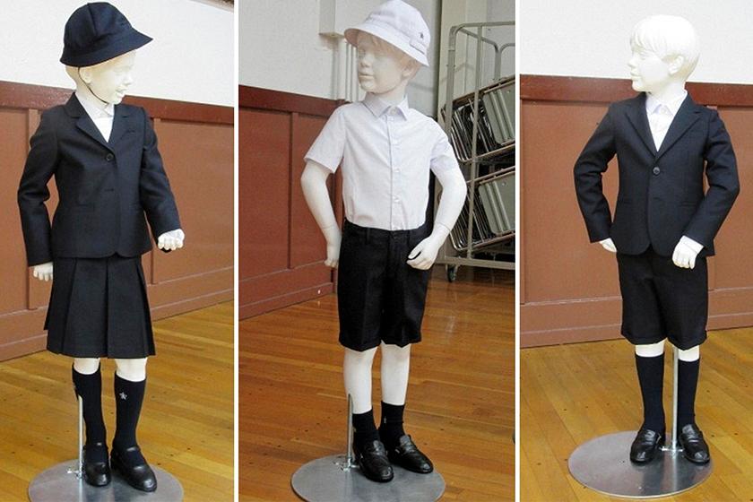 Giorgio Armani 為日本小學設計校服,可是家長們卻不受落