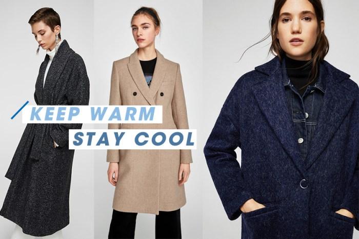保暖不一定要穿羽絨:這些價錢親民的長絨褸在守住溫度之同時,也更加時尚!