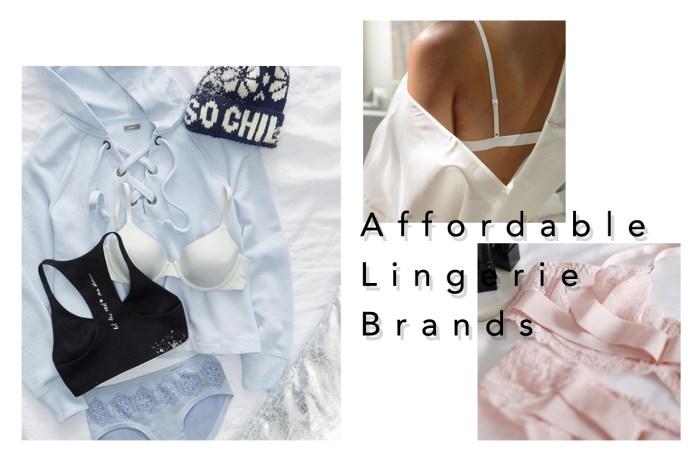 無論你是甚麼年紀,這 3 個性價比高的內衣品牌也能滿足你需要