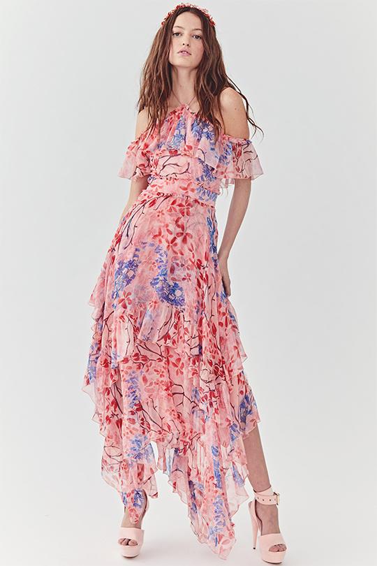 想感受浪漫唯美的春季Alice Olivia 最新春季服飾登場