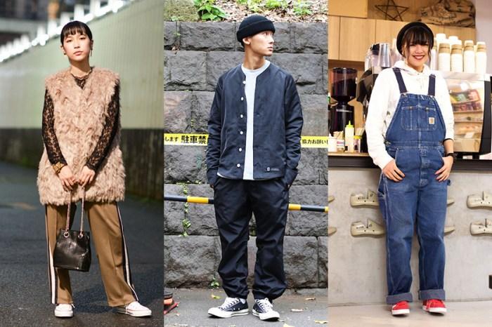 日本波鞋名店 atmos 的潮男潮女店員,在冬天如何配搭波鞋?