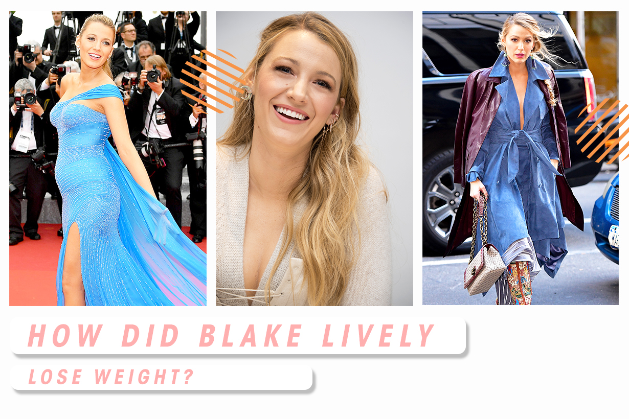 blake lively weight loss 61 diet