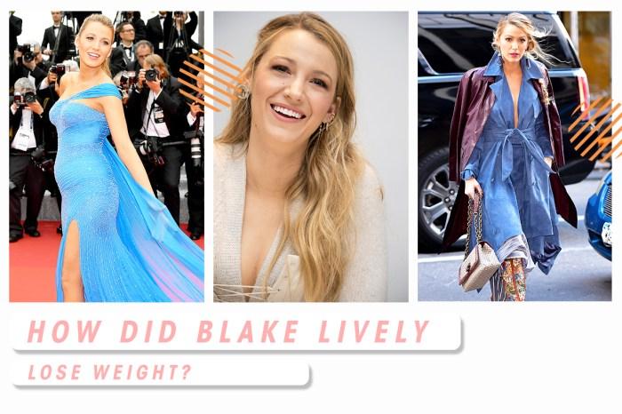 1 年時間勁減 61 磅!Blake Lively 展示驕人成果,並公開她的健康減磅秘方!