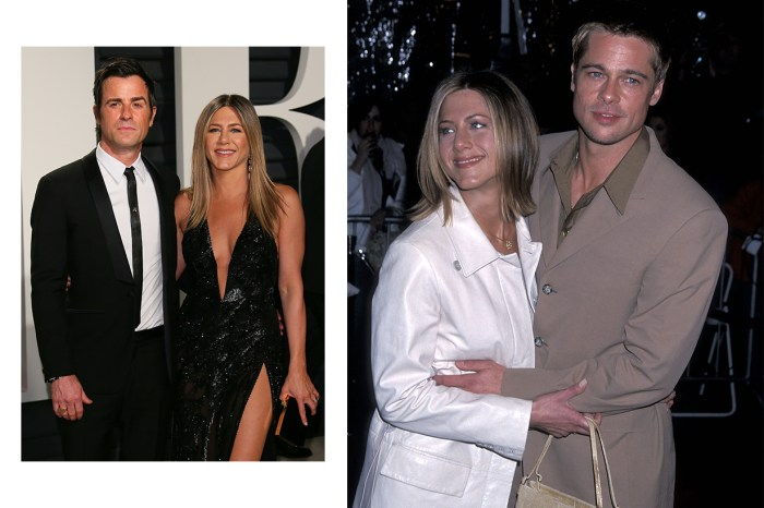 與 Brad Pitt 有復合的機會嗎?Jennifer Aniston、Justin Theroux 分居原因曝光