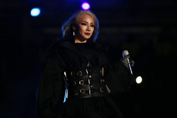 南韓嘻哈女王 CL 登上平昌奧運閉幕舞台,超強大氣場驚艷全世界!