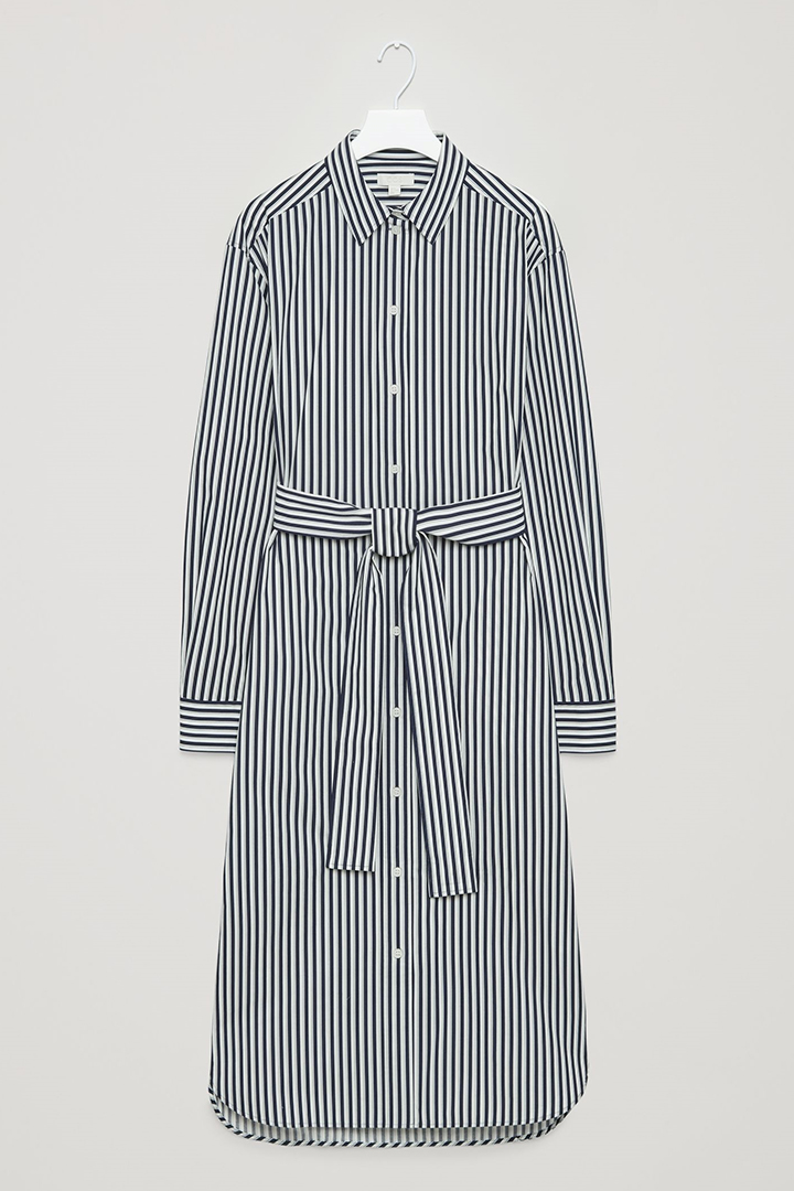 COS ss18 最新男女裝宣傳照Printed Layers