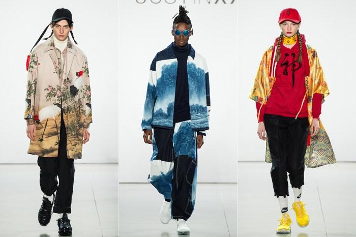 首位登上紐約時裝周的台灣品牌:Just in xx 將中國風混入街頭時尚!