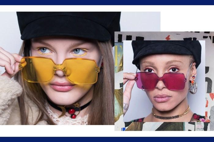 #PFW:誰說眼線只有黑啡兩色?看看 Dior 如何把眼線玩得出神入化!
