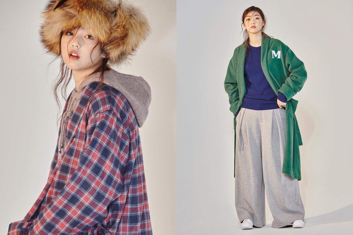 宋慧喬 孔曉振 Irene 都穿上 韓國新品牌 EMIS 睡袍已引起話題