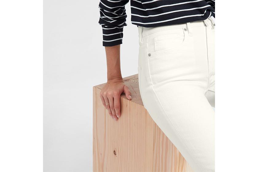 Everlane 這款名為 The High-Rise Skinny Jean 的牛仔褲性極比高 就連 Jennifer Lawrence Gal Gadot Emma Roberts 等荷里活女星都大愛