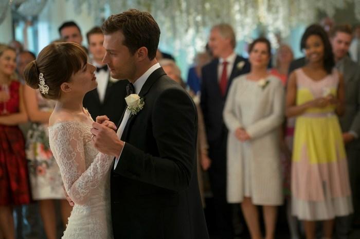 《格雷的五十道色戒3》上映了,Grey 迷可不要錯過!