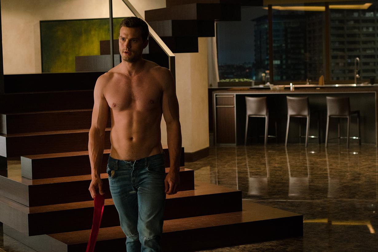 《格雷的五十道色戒3》上映了 Grey 迷可不要錯過
