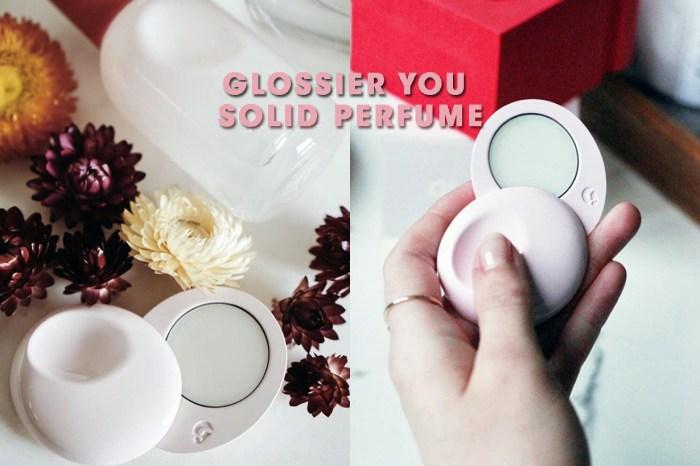 一手可以掌握的香氣!這款香膏讓你有再多一個理由愛上 Glossier!