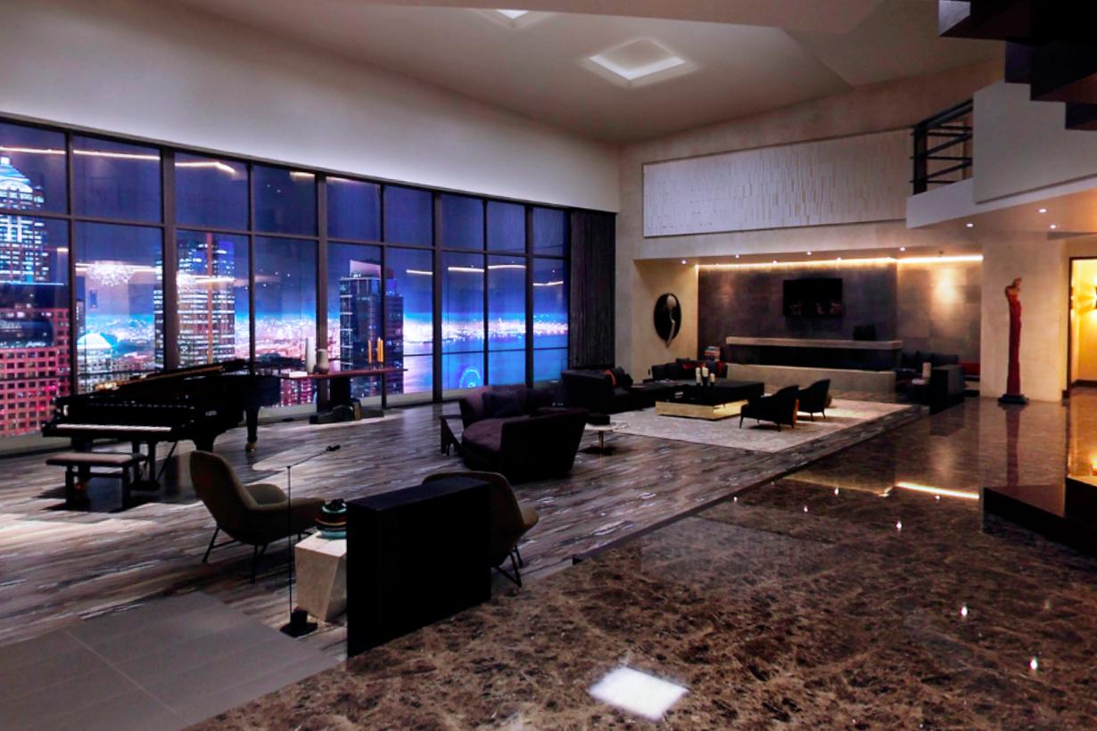 絕對是人人夢寐以求 Fifty Shades Christian Grey 的豪宅開放參觀