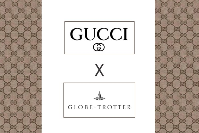 #MFW:Gucci 與英國行李箱品牌 Globe-Trotter 聯乘,勢必讓箱包成為來季的 IT Bag!