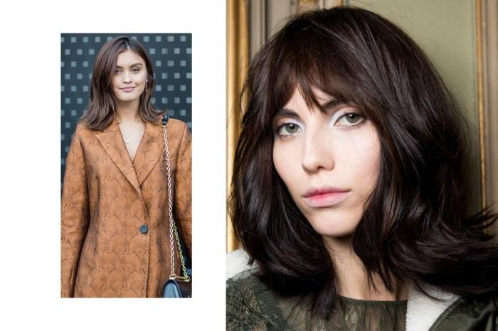 #MFW:不怕中長髮的尷尬!意大利女生都在留這個 80 年代復古髮型