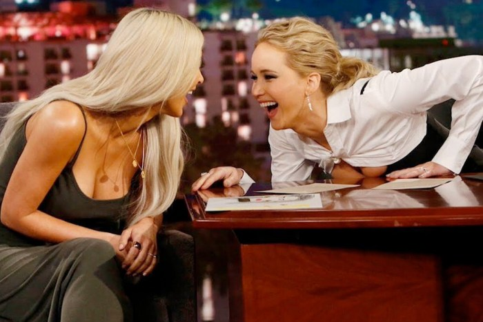 和 Kim Kardashian 是好友?Jennifer Lawrence:「我不確定他有沒有把我當朋友」